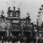 Rudersportkarussell, Prater 34 (heute 93), 1904
