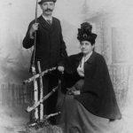 Emilie Schaaf und Ehemann Carl