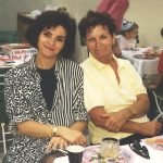 Silvia Lang und Liselotte Lang